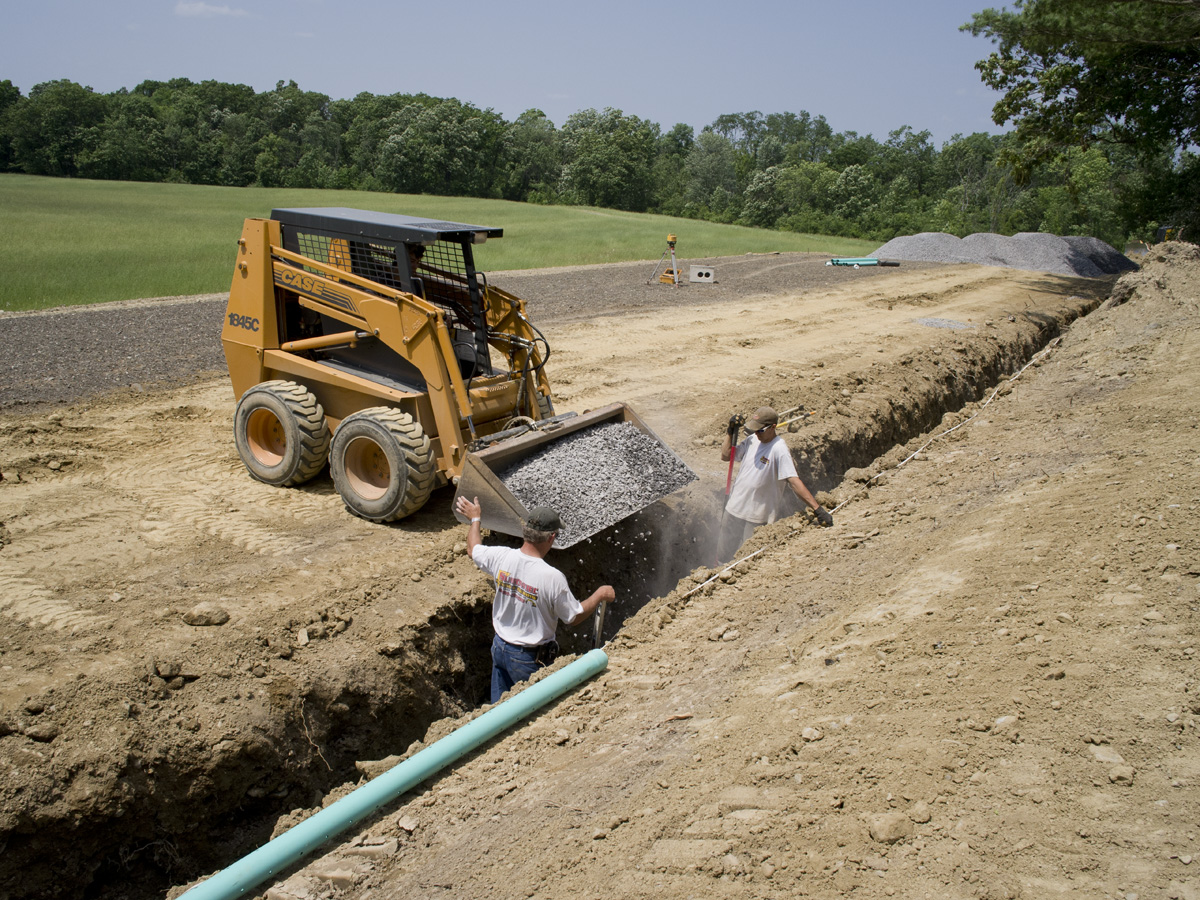 Septic System New Hudson Valley