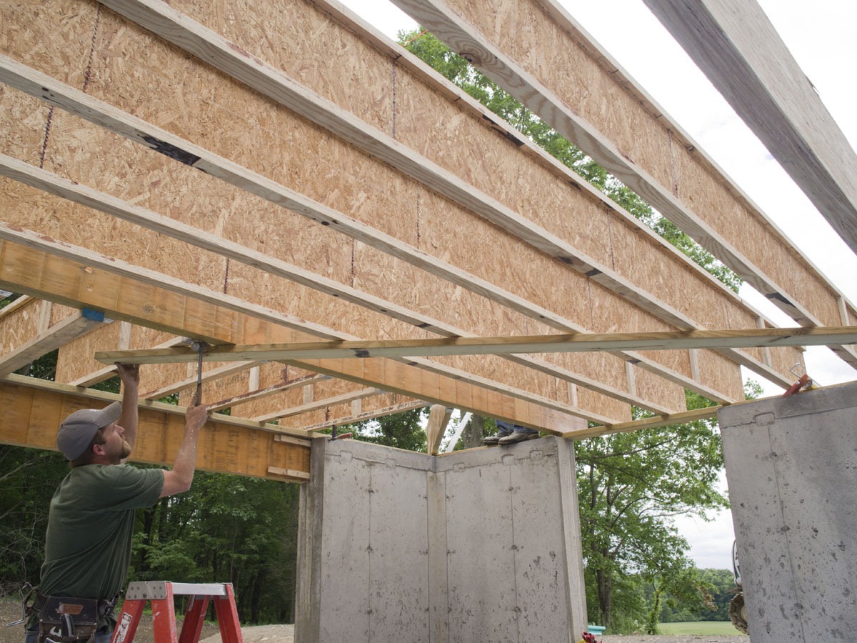 Tgi Joists New Hudson Valley
