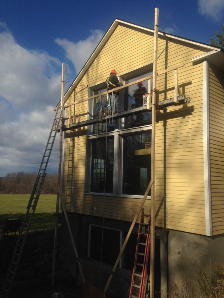 New Hudson Valley Building A Passive House In Columbia County