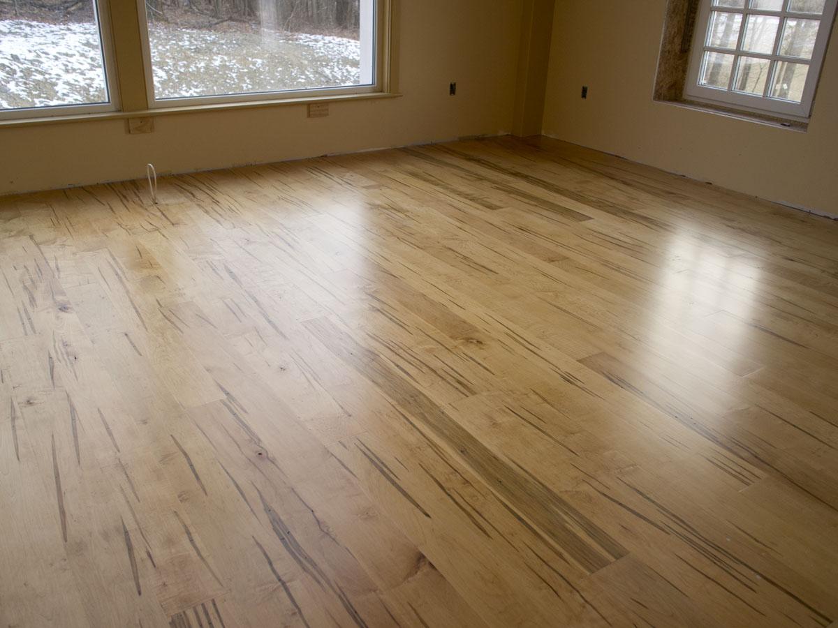Wormy Maple Flooring Floor Matttroy